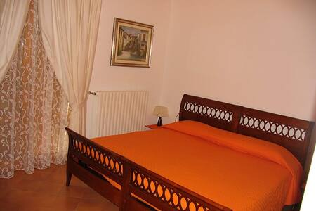 La casa dei Boschi - Orange Room - San Marino