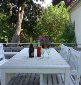 Bright, charming and peaceful - Birkerød - Villa