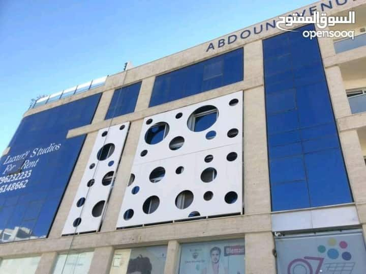 Furnished Apartment in abdoun for rent