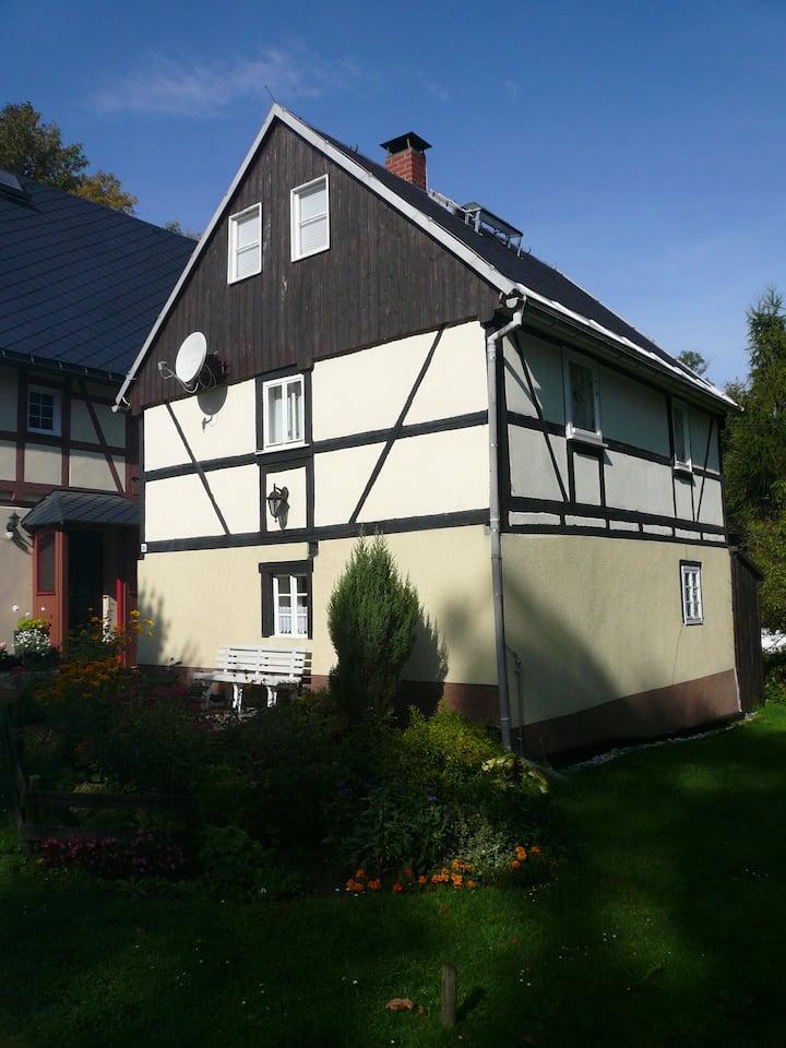 Abenteuerferienhaus (Adventure House) Fischer