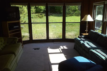 1/2 Mile To Glen Lake, Burdickville - Maple City - Cabin