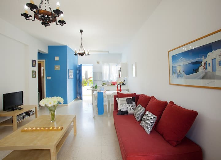 Blue Suite,Near to Protaras Central