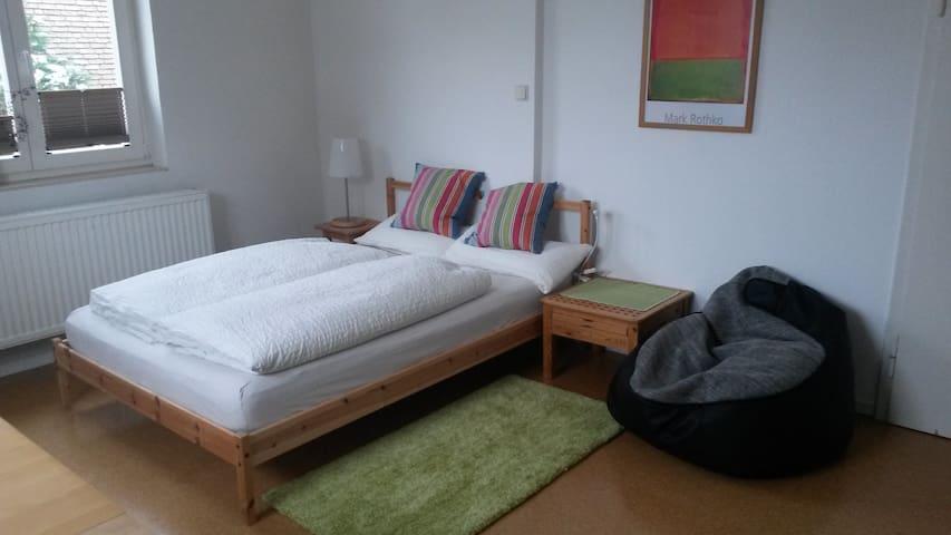 1-Zi.-Wohnung in Gadderbaum, stadt- und waldnah - Bielefeld - Appartement