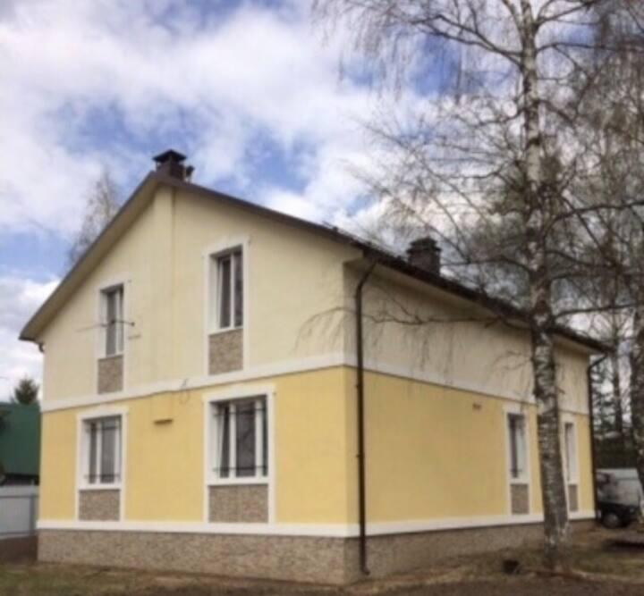 Дом 180 м2 на участке 15 сот.
