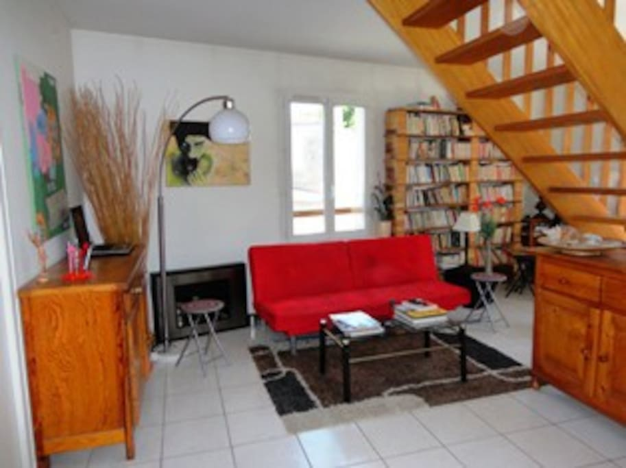 tr s agr able appartement appartements en r sidence. Black Bedroom Furniture Sets. Home Design Ideas