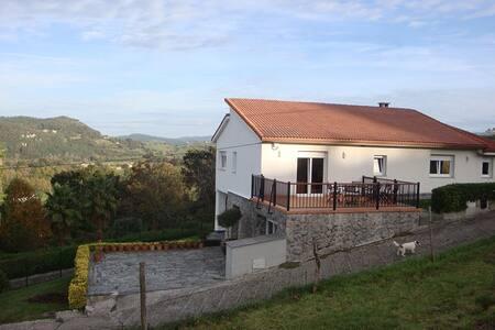 LAS VISTAS. Solares, Cantabria. - Solares - 独立屋