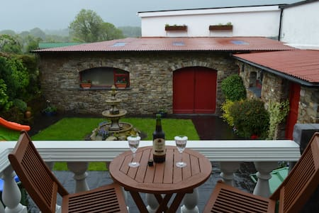 Village house with organic garden - Rathmore - Huis