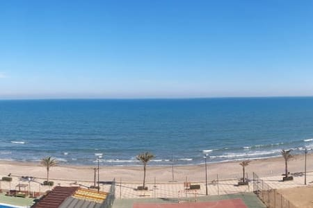 Valencia. Port Saplaya - Valencia - Wohnung