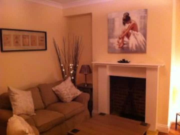 Stunning 2 bed character apt