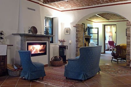 Cozy cottage Monferrato countryside - San Paolo Solbrito