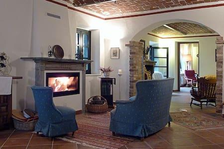 Cozy cottage Monferrato countryside - San Paolo Solbrito - Inap sarapan