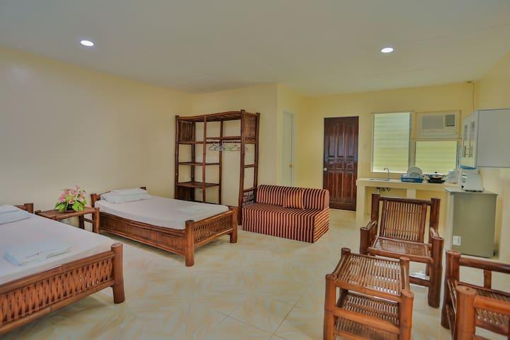 Villa apartment rooms