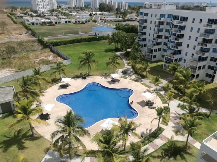 Playa Blanca Coral Park.