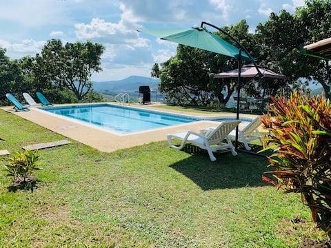 Finca Anapoima-Piscina privada, espectacular vista