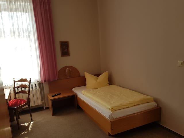 Economy-Einzelzimmer-Eigenes Badezimmer