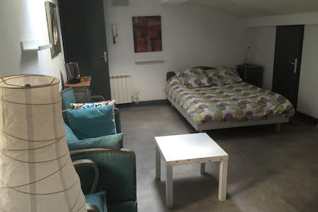 Studion 40 mètres carré en plein centre ville et - Clermont-Ferrand - Appartement