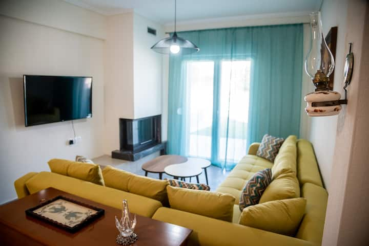 Brand new Villa Serafima