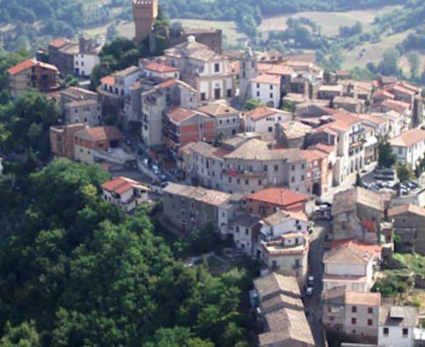 Arnara Village