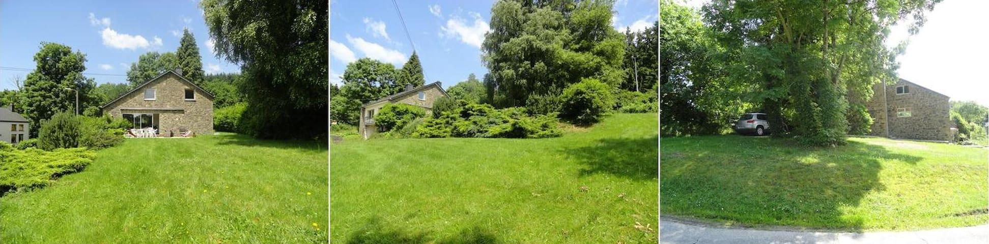 La villa Ariette, gite en Ardenne,  Belgique
