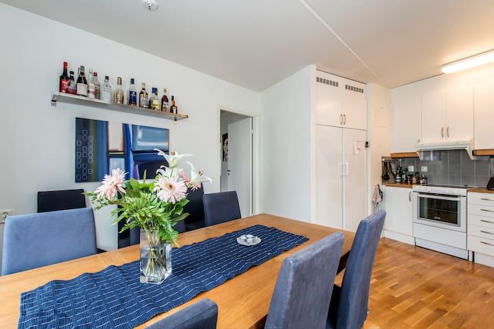 Perfectly located! Cityclose - Stockholm - Appartement