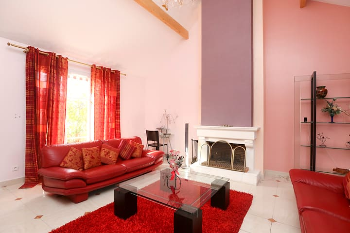 superbe villa a disneyland paris - Magny-le-Hongre - วิลล่า