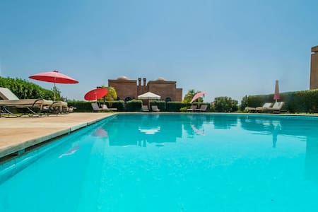 Villa pas loin marrakech 20 min - Douar Zemrane - Villa