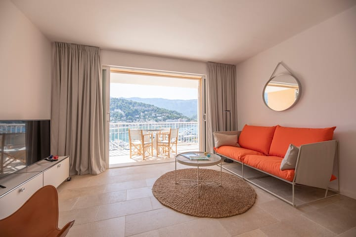 Apartment close to the harbour of Port de Sóller