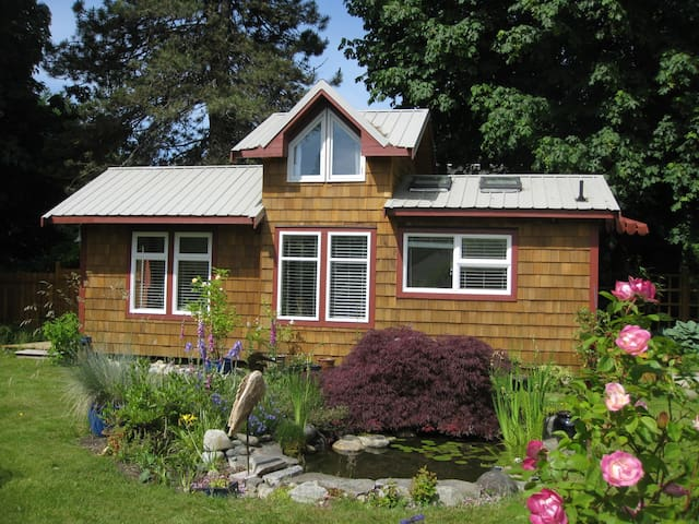 Lovely Highbank River Cottage - Duncan - Kabin