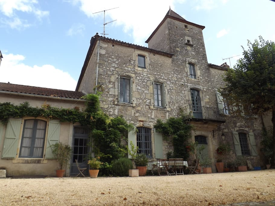 maison delmas in the lot valley chambres d 39 h tes louer On chambre d hote in france