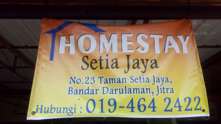 Rumah tetamu / Homestay / Guest House
