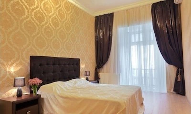 (39) Спальня и гостиная! Центр города! - Odesa - Apartment