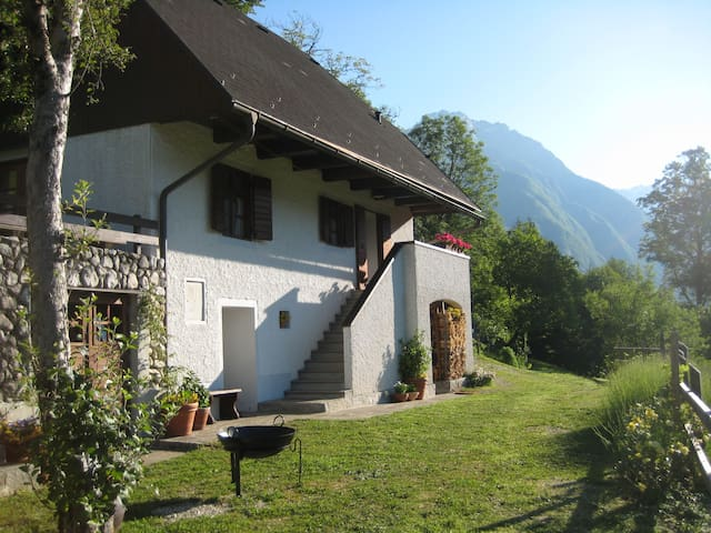 Holiday house Natura - Bovec - Hus