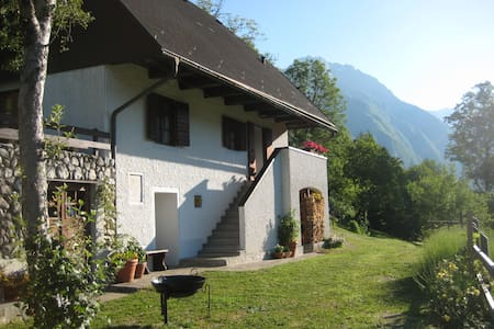Holiday house Natura - Bovec - บ้าน