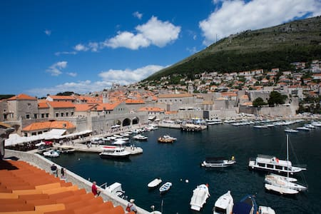 Apartment Renata 1- with a sea view - Dubrovnik - Apartemen