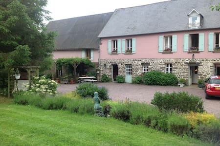La Noette: Bed and Breakfast for 2 - Moyon - Bed & Breakfast