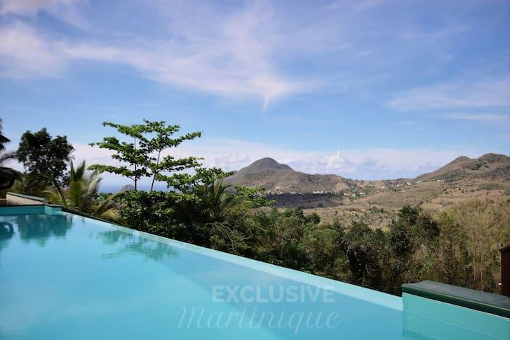 Studio accès piscine, terrasse, séjour dès 4 nuits