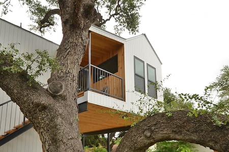 1BR SoCo Treehouse Studio - Austin - House