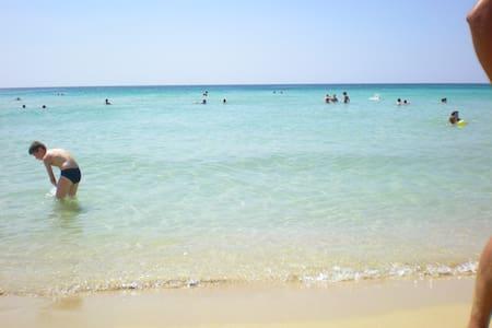 Maldive del Salento mare spiaggia - Salve - 公寓
