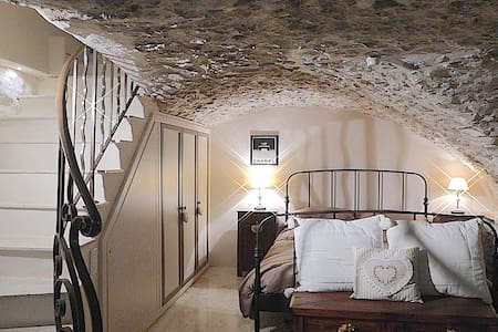 Charming-2 level-large 1 bedroom Antibes Old Town - Antibes