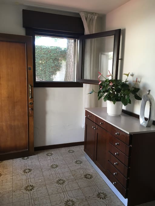 Ingresso interno appartamento