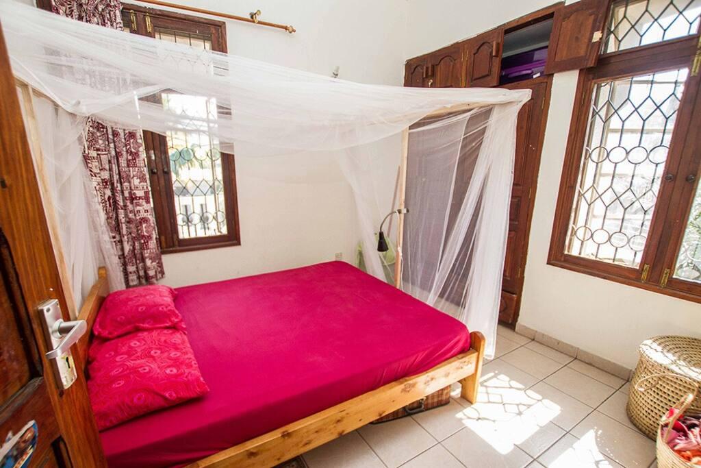MWEZI room (upstairs)
