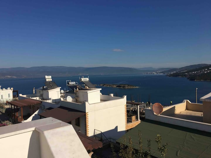 Villa in Adabuku Milas/Bodrum very close to beach