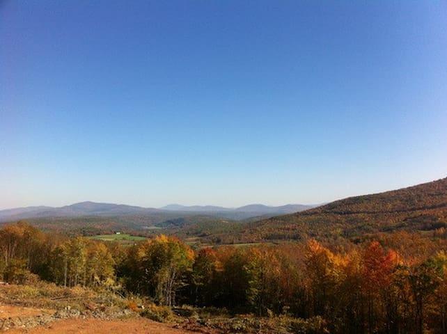Unique  view in the Catskill