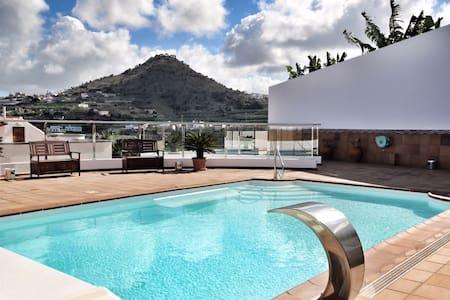 Villa Palmitos Deluxe Seaview - Arucas - Villa