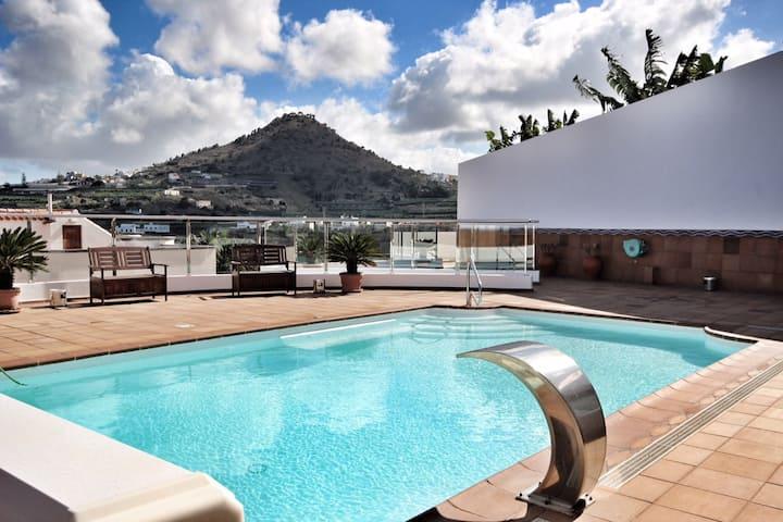 Villa Privada Palmitos Deluxe Seaview