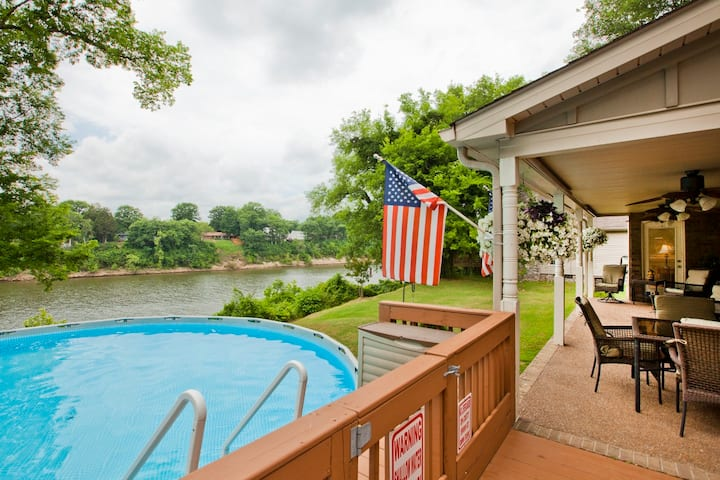 River View, Dock, Pool, Hot tub, CASR-201517041
