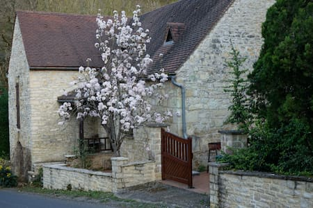 house-small medieval village - Lot  - Peyrilles - Haus