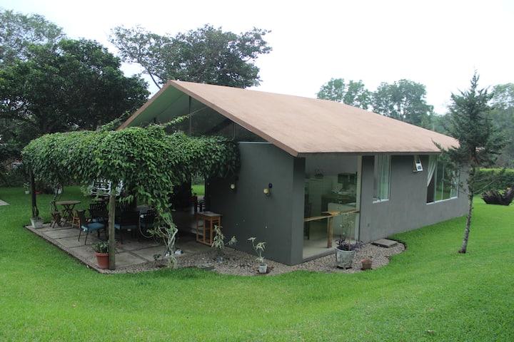 Moderna Casa de Campo en Juayua