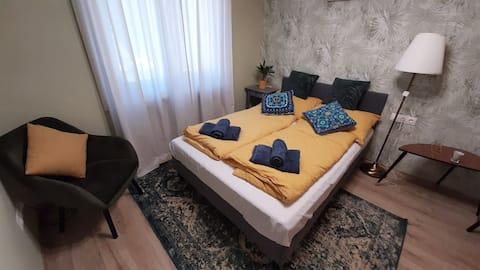 MHC apartman - romantikus lakás saját kerttel