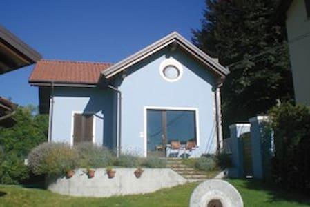 la casa blu - Meina Lago Maggiore - Meina - Apartment